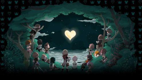 Kingdom Hearts Unchained X : La date de sortie US dévoilée