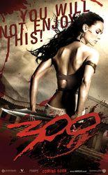 Lena Headey as Queen Gorgo, Queen of Sparta - 300