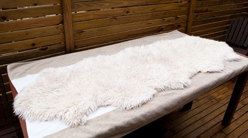 How To Wash A Sheepskin Rug At Home
