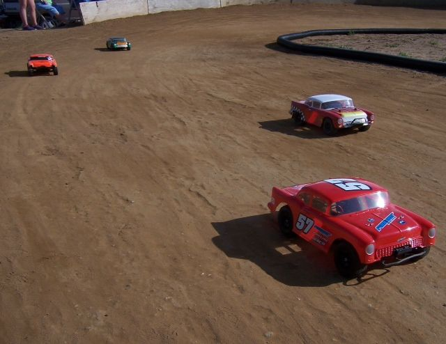 Sand Pit Rc Dirt Oval And Mod Truck Oval R C Tech Forums