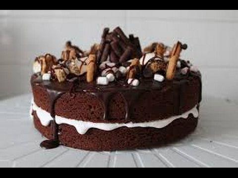 En Süper Pasta Dekorasyonları | Çikolata #64