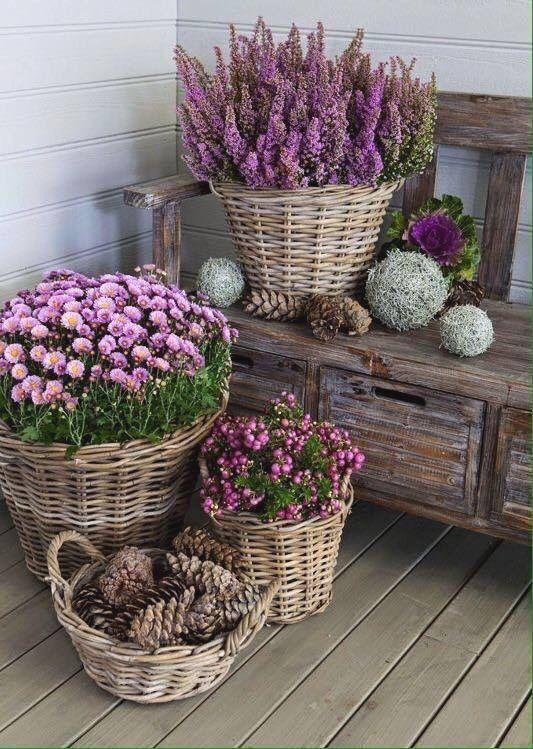 Blumen Blumen Garten Gartenterrase Gartenideen Gartendeko In 2020 Landhausstil Landhaus Mobel Deko Ideen