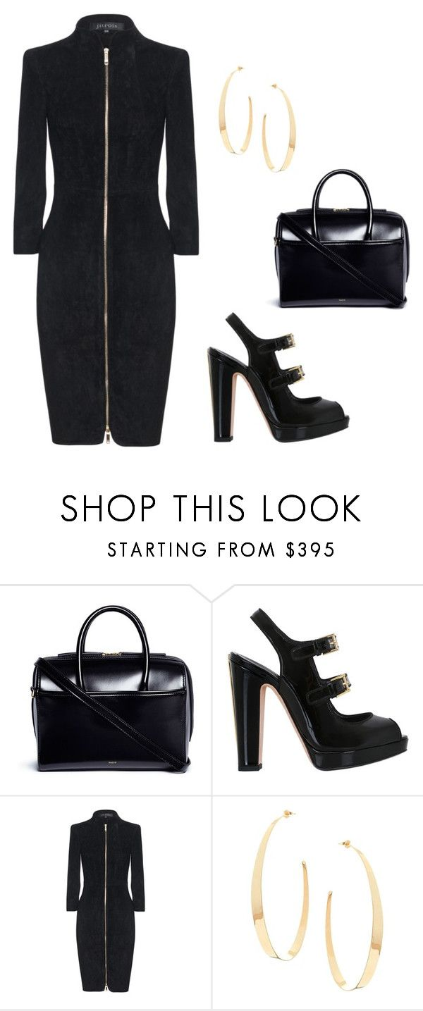 """""""Untitled #28"""" by dadulla on Polyvore featuring Vasic, Alexander McQueen, Jitrois and Lana"""
