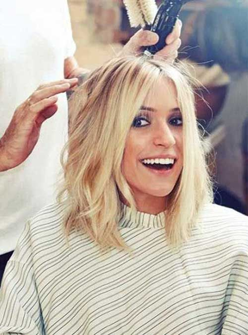 Best 25 Long Angled Bobs Ideas On Pinterest Long Angled