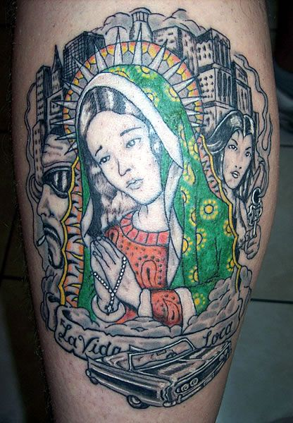 17 best images about tatuajes de la virgen de guadalupe on