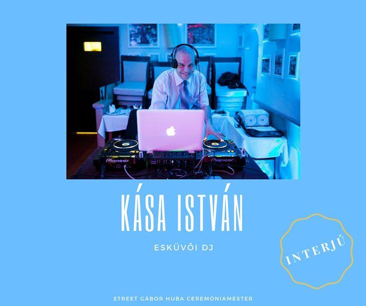 Kása István esküvői DJ