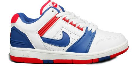 Nike Air Force II (2) - 1986