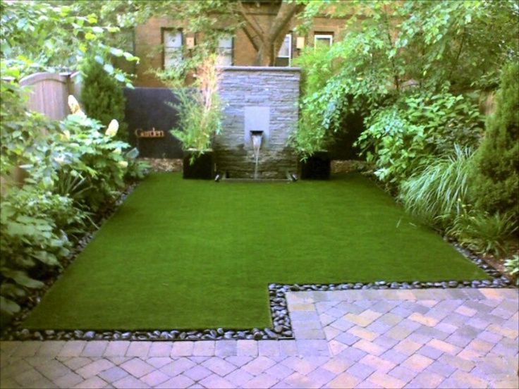 Row House Backyard Ideas : Row home backyard idea  For the Home  Pinterest