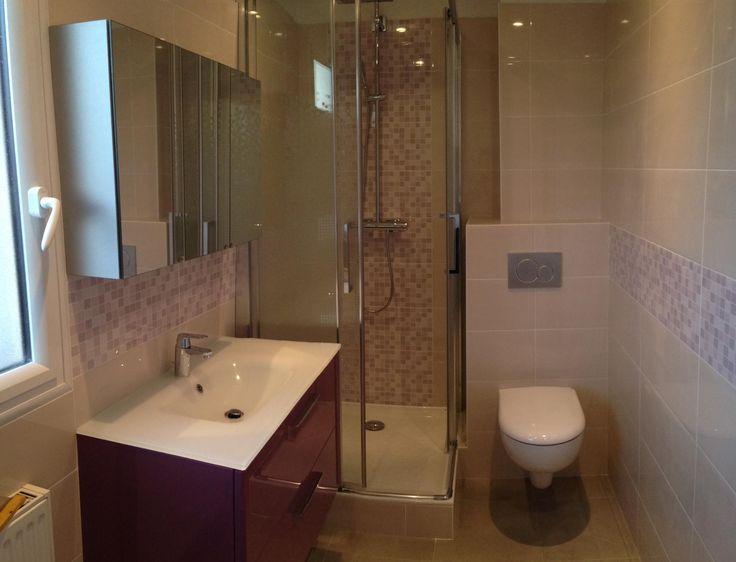 28 best salle de bain images on Pinterest Bathroom, Bathrooms and - repeindre un evier de cuisine