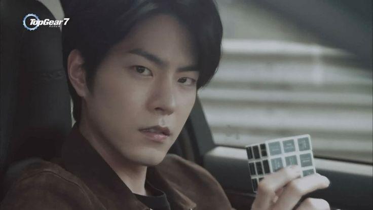 Hong Jong Hyun jadi presenter Top Gear Korea