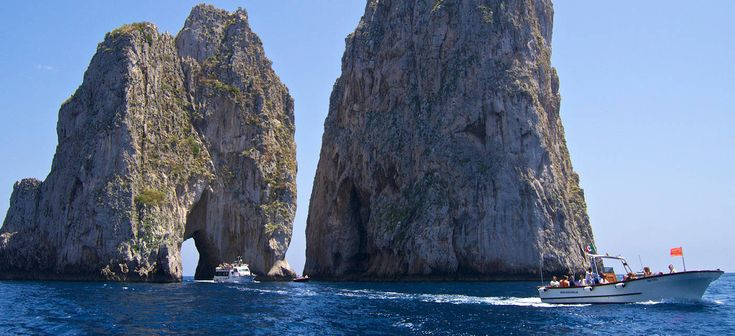 Capri: Monuments and sights - What to see on the Island of Capri ...