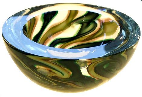 Flax Bowl    John Penman