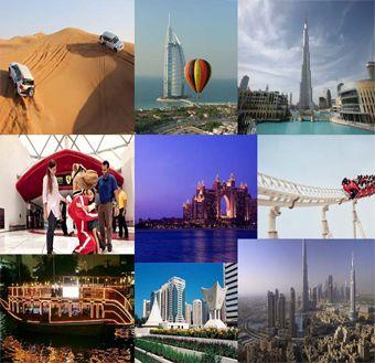 Dubai Gold Package Just 530USd per person