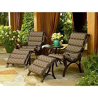 Jaclyn Smith Today Dominic 5 Pc Seating Set Patio Ideas