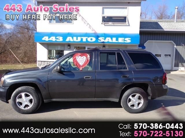 2006 Chevrolet Trailblazer Chevrolet Trailblazer Chevrolet Cars For Sale
