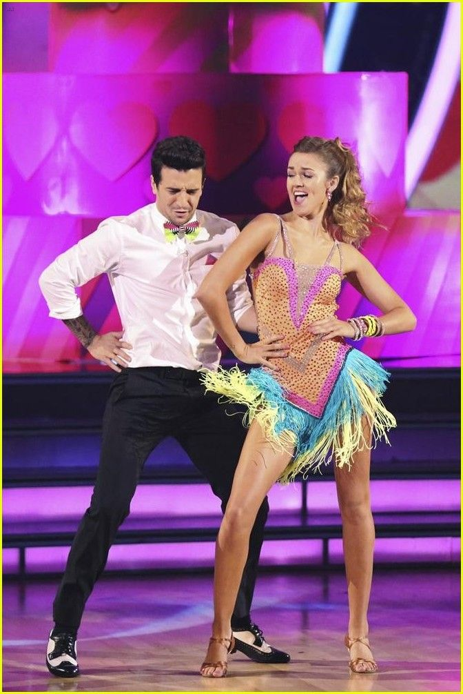 "Wk1 Sadie Robertson & Mark Ballas danced Cha-Cha to ""Birthday"" by Katy Perry Scores: 8+8+9+9=34"