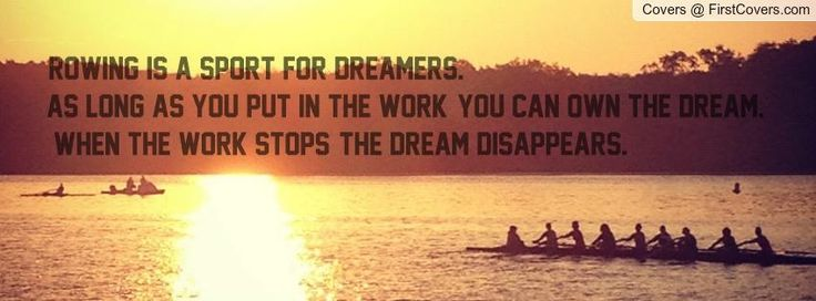 Rowing quote