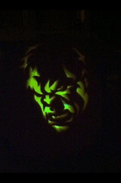 Hulk pumpkin crafty pinterest and pumpkins