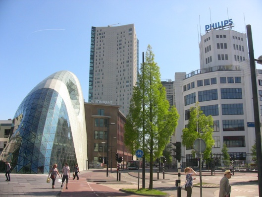Eindhoven City, The Netherlands