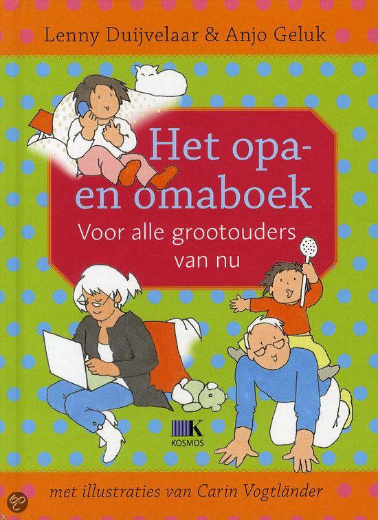 Familie: 'Het opa- en omaboek'
