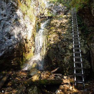 magas-tatra.info: A Szlovák Paradicsom legszebb turistaútjai – IV. rész   Zejmar-szurdok