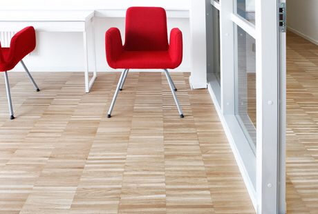 Industrial parquet DESIGN PLUS