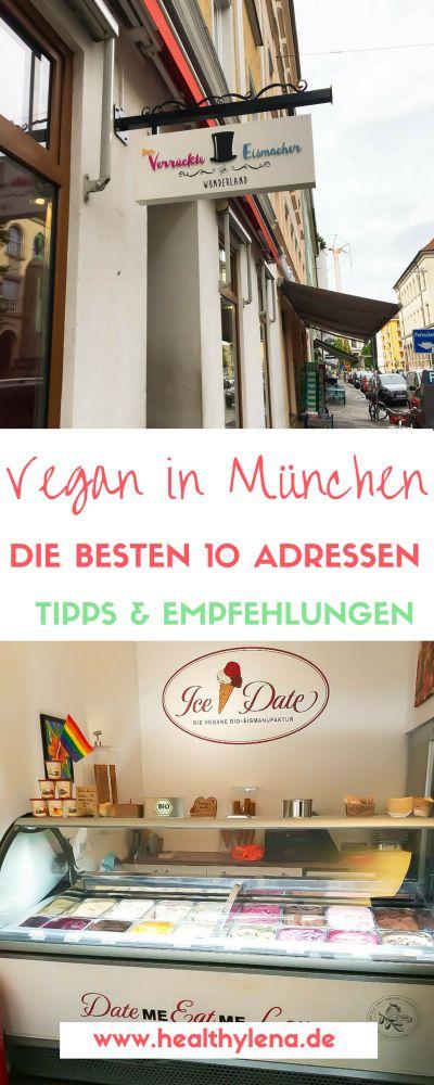 Vor kurzem habe ich dir ja schon bewiesen, wie toll es sich vegan in Augsburg speisen lässt. Natürlich dürfen nun auch meine veganen Empfehlungen für München nicht fehlen. Diesen 10 Hotspots solltest du unbedingt einen Besuch abstatten, wenn du dich in der bayrischen Hauptstadt rumtreibst: vegan in München ist echt easy!