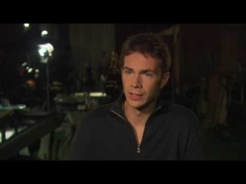 Interview with James D'Arcy