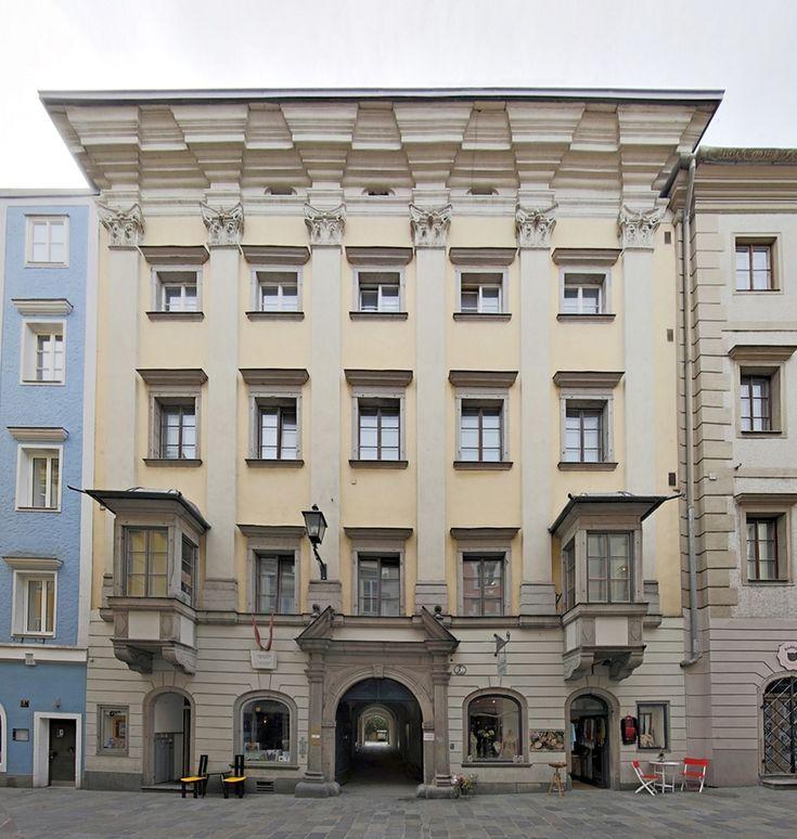 Attractive Keplers Haus Im Linz