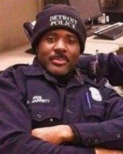 Always remember: Police Officer Myron Anthony Jarrett, Detroit Police Department, Michigan