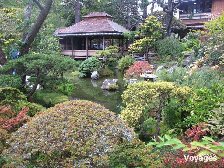 Japonese Tea Garden au Golden Gate Park