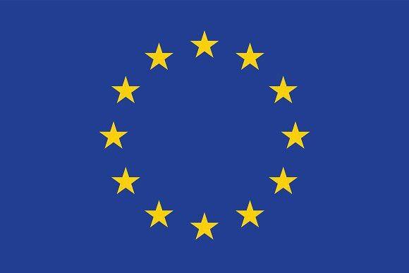 Vector of European Union flag.