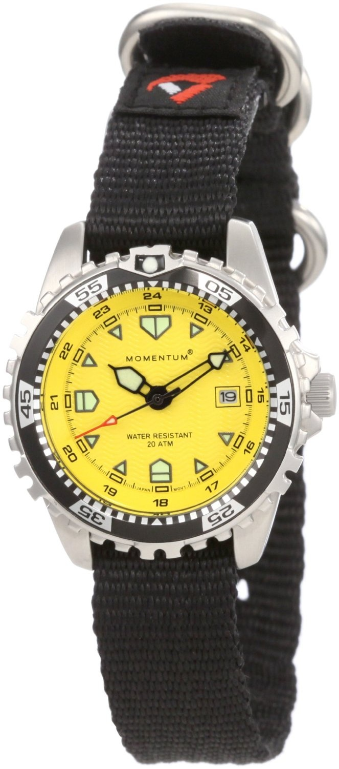 watches yellow watch mens men dial seiko diver s divers