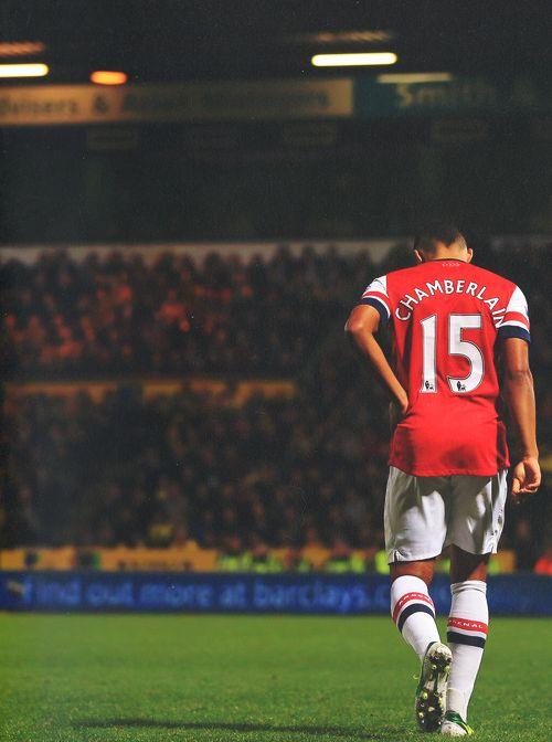 Alex Oxlade-Chamberlain - AFC My favorite player :D