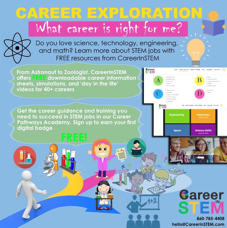 Best 20+ Stem Careers Ideas On Pinterest