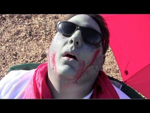 Zombie Style Music Video (Gangnam Style Parody) - YouTube