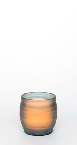 "4"" Origins Glass Jar w/ Programmable Timer, Blue"