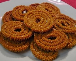 indian vegetarian recipes, Gujarati Snacks, Murukku (Chakkli), rice chakali recipe,  South Indian Recipe