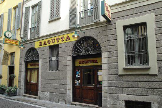 FOOD // Trattoria Bagutta. Via Bagutta 14, 20121 Milan.