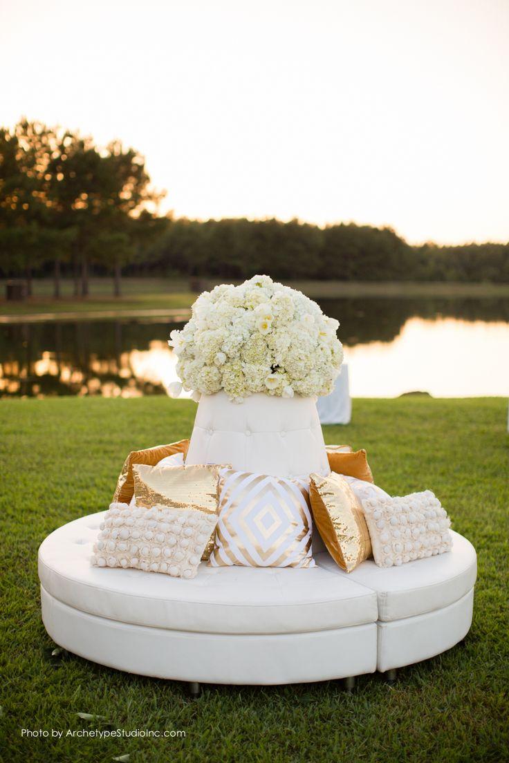 Kristen & Clay's East Texas wedding in the woods | Archetype Studio