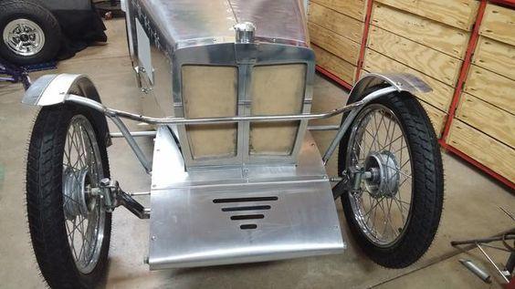 MG J2 CycleKart