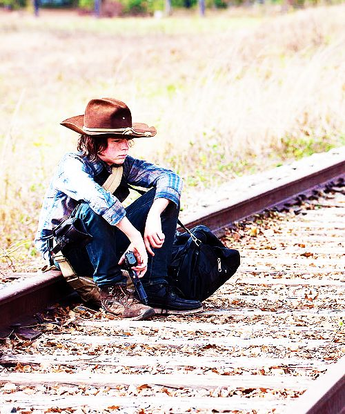 "Carl Grimes 4x15 ""Us"""