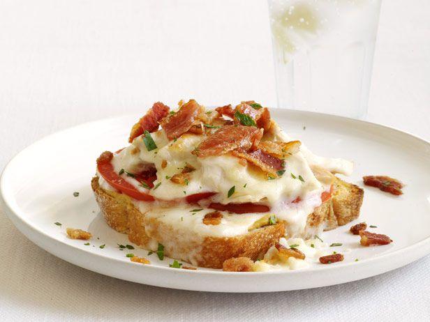Hot Brown Sandwich Recipe Food Network