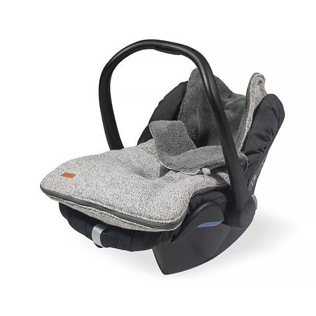Jollein comfortbag Stonewashed Grey