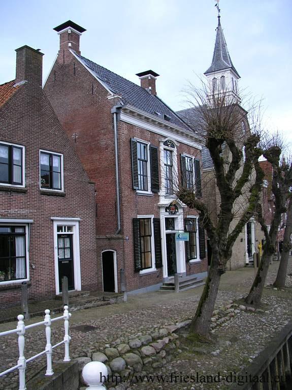 Stadhuis, Sloten, The Netherlands