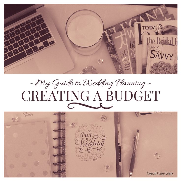 My Guide to Wedding Planning: Creating a Budget