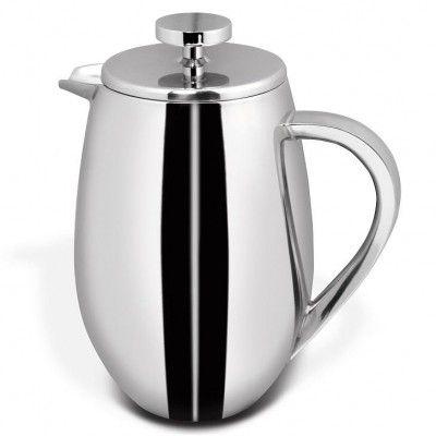 Cafetière à piston 1.0 litre avec double paroi de Cuisinox Modèle: COFPR10  http://411buyitnow.com/fr/cafetiere-a-piston-1-0-litre-avec-double-paroi-cofpr10-de-cuisinox.html