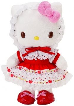 .Hello Kitty dress up games