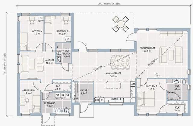 Plan Maison Plain Pied 200m2 Luxe Maison Bbc Plans Maisons Of Plan Maison Plain Pied 200m2 Plan Maison Ossature Bois Plan Maison Plain Pied Maison Plain Pied