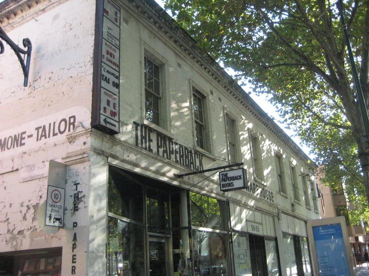 Crossley's Buildings, Melbourne - Built in 1849
